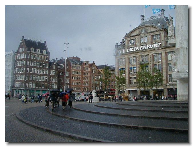 Amsterdam for Hotel amsterdam economici piazza dam
